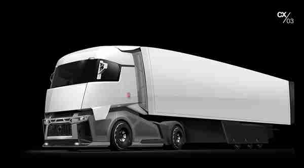renault trucks - cx03 - 2