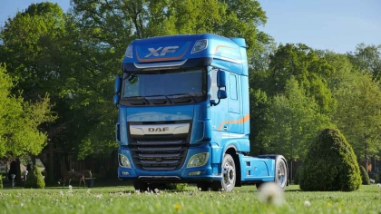 Nowy DAF CF i XF 2017 — Pure Excellence