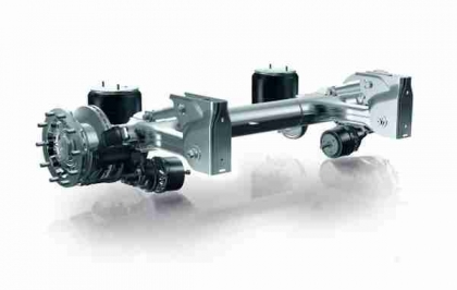Mercedes-Benz TrailerAxleSystems