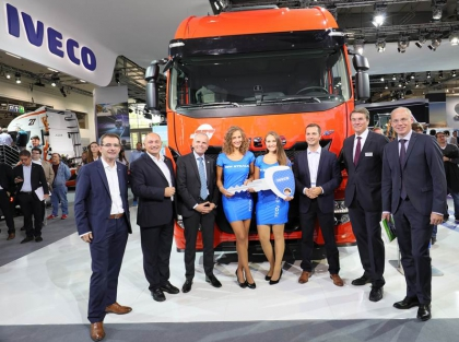 IVECO na LNG