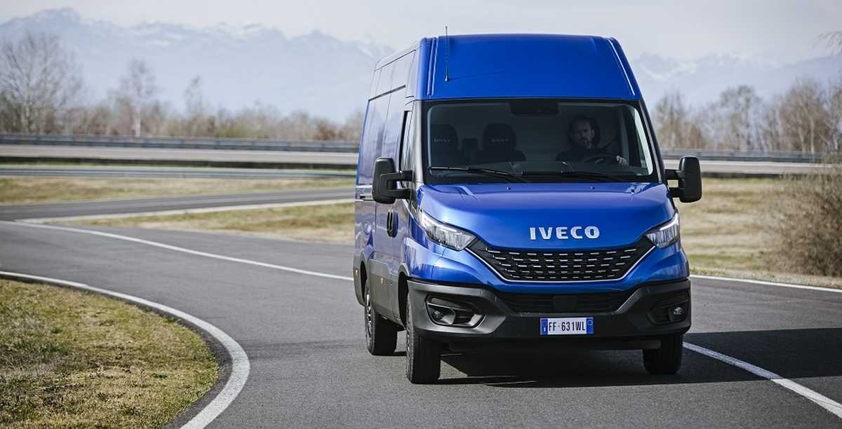 Verizon Connect IVECO Daily