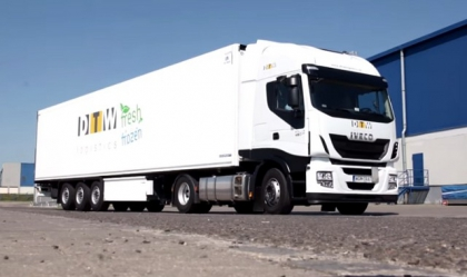 IVECO Hi-Way w DTW Logistics