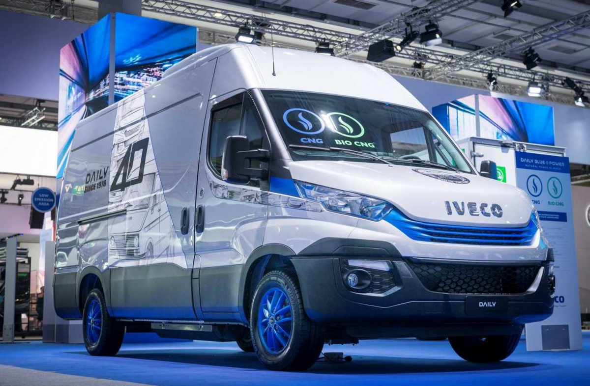 IVECO Daily Limited Edition
