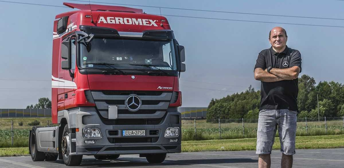 Actros Agromex