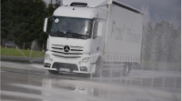 Mercedes-Benz Trucks Safety Challenge na torze DriveLand