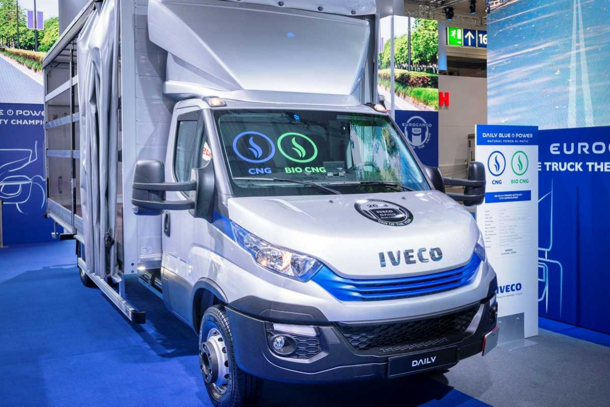IVECO Daily 7 ton