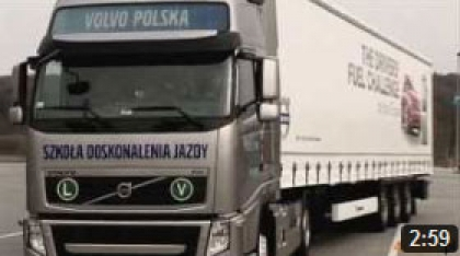 The Drivers' Fuel Challenge 2012 by Volvo Trucks - Polish Semifinal
