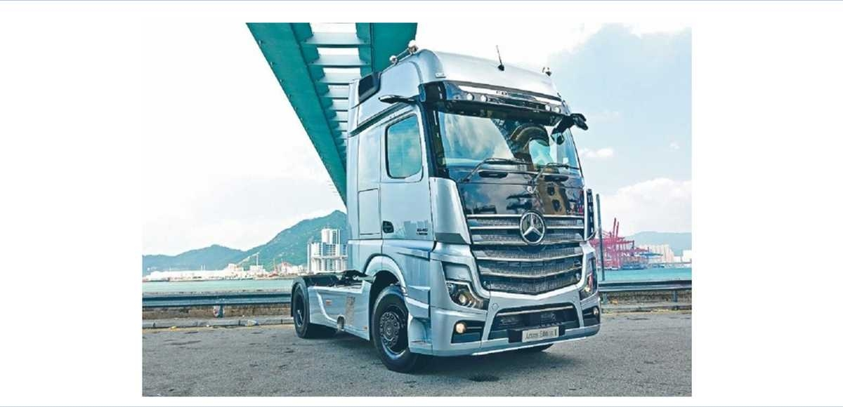 Mercedes-Benz Actros 1845 LS Edition 1
