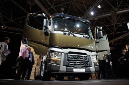 R/Evolution - premiera Renault Trucks