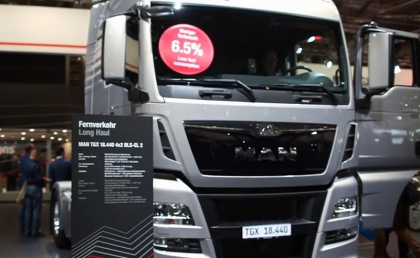 IAA 2014 - MAN Truck & Bus
