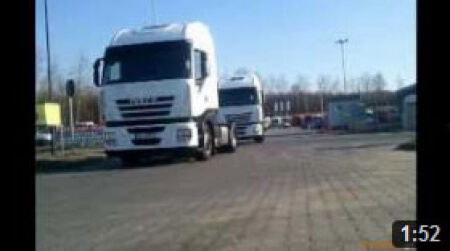 IVECO Stralis - delivery for SCL