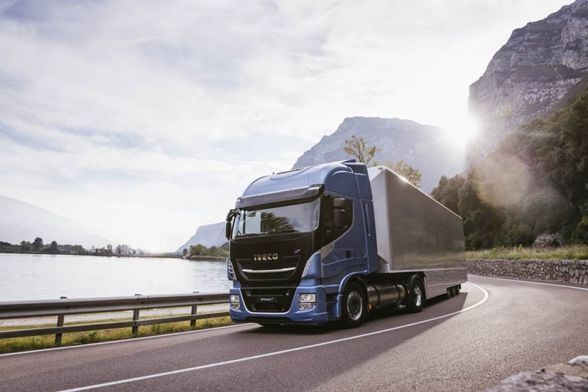 IVECO Stralis Natural Power o mocy 460 KM