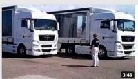 MAN TGX Efficient Tour