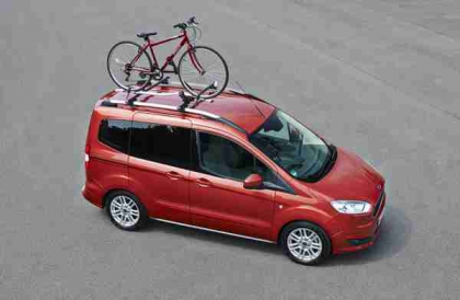 Nowy Ford Tourneo Courier