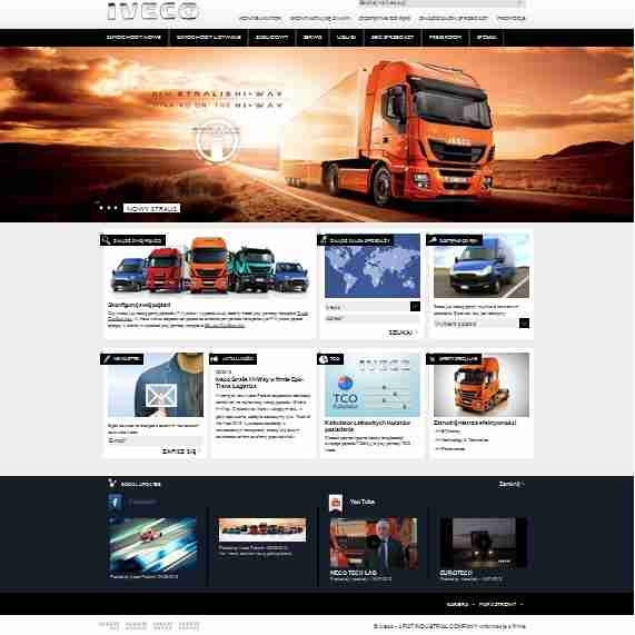 3461fa101436f4 4Trucks.pl - Nowa strona internetowa IVECO jest już dostępna