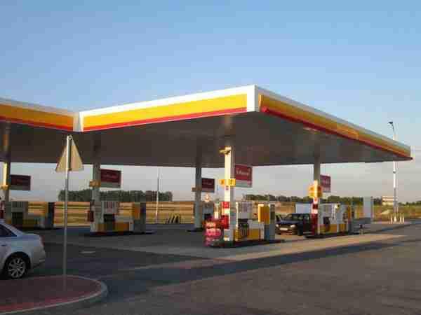 4trucks Pl Shell Polska Otworzyl Dwie Nowe Stacje Paliw Na
